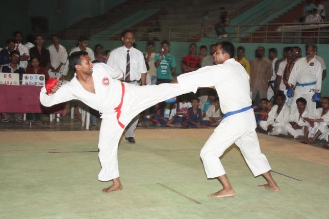 International Christian Karate Championship Goa